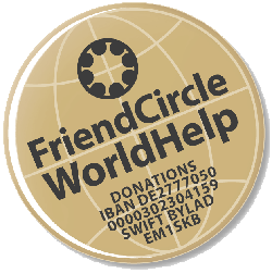 freindCircle World Help Button