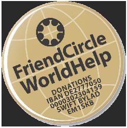 freindCircle World Help Button