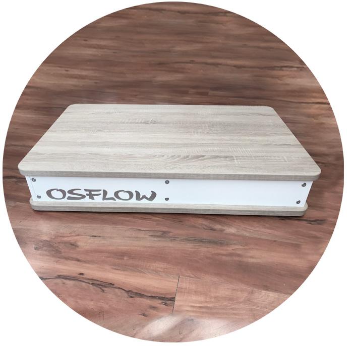 Osflow L Rundes Bild des grossen Osflows