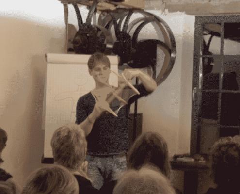 Osflow Vortrag in Haslach/Schwarzwald